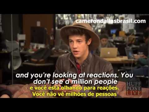 Vine Star Cameron Dallas On Fighting Depression (LEGENDADO PT/BR)