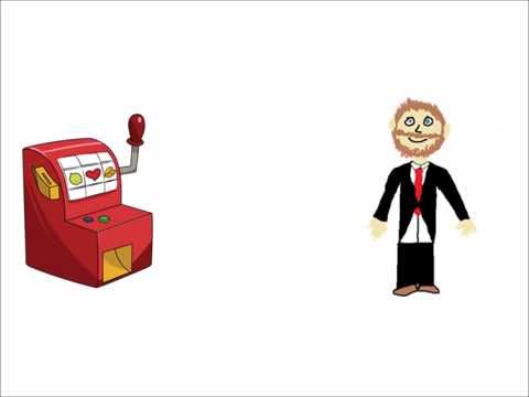 Gambling Addiction Animation