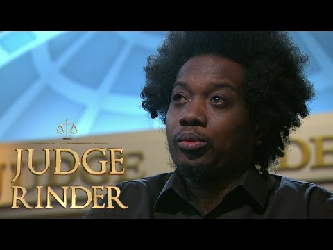 Defendant Admits He Has a Gambling Problem | Judge Rinder