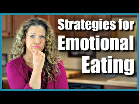 Coping Strategies for Emotional Eating