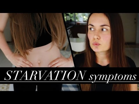 How Diets Cause EATING DISORDERS [Starvation Symptoms]
