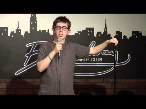 Dealing with Schizophrenia (Stand Up Comedy)