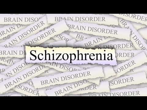 Schizophrenia: A Brain Disorder