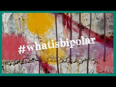 What is bipolar disorder? #whatisbipolar