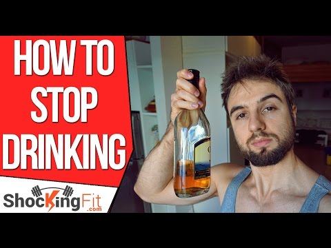 How To Stop Drinking Alcohol On Your Own (My Story How I Quit Drinking Forever)