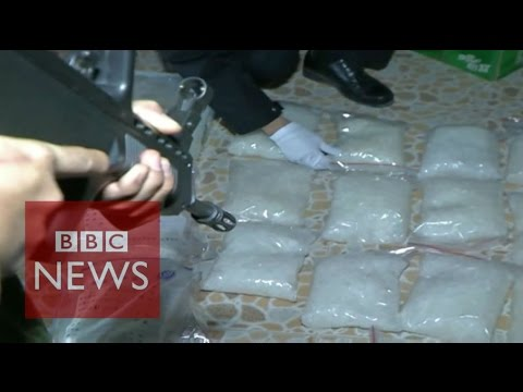 China's ketamine craze - BBC News