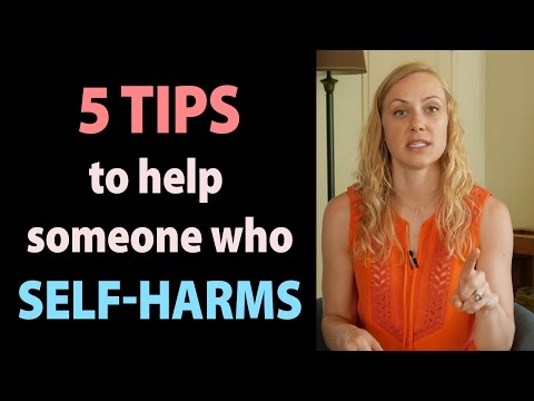 5 Self-Harm TIPS