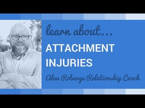 Love Addiction Comes from Attachment Injuries