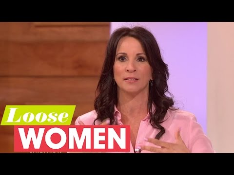 Andrea McLean Talks About Her Anxiety | Loose Women