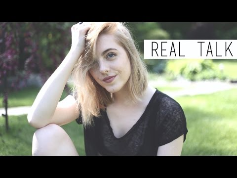 REAL TALK // Anxiety, Summer Plans, Travelling | chanelegance