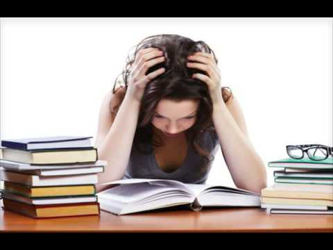 Dealing With Exam Stress: My Thoughts