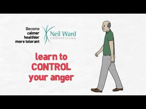 Anger Management Counselling Glasgow | Neil Ward Counselling