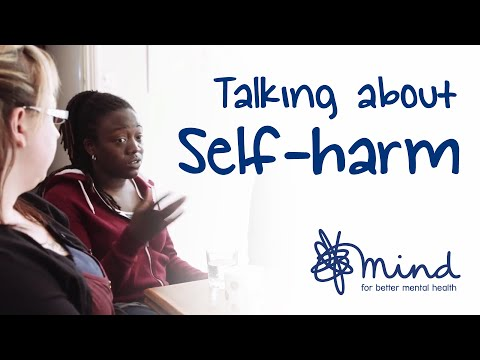 What is self-harm? | Talking about mental health - Episode 15