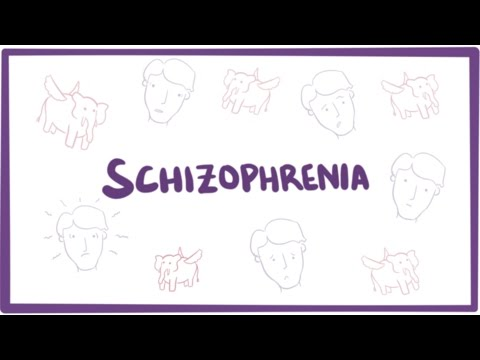 Schizophrenia - definition, symptoms & types