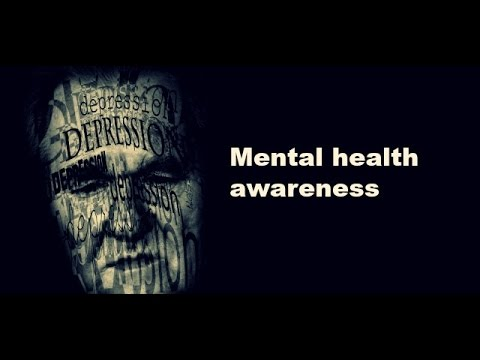 Paranoid Schizophrenia and Mental Health Awareness.