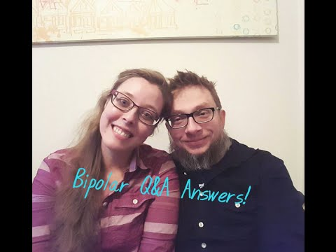 My Husband Has Bipolar - Q&A Answers