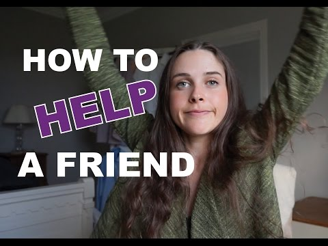How to help someone with an EATING DISORDER | ADVICE