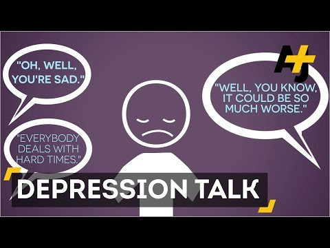 What NOT To Say To Someone Who Has Depression – And What To Say Instead