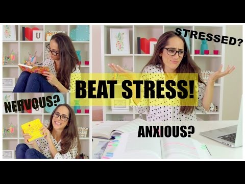 How to Stress Less and Stay Happy ♡ | Top Tips to be at Your Productive Best ✓ |