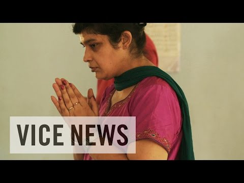 For Schizophrenics in India, a Ray of Hope (Extra Scene from 'India's Mental Health Crisis')
