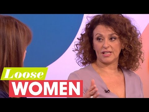 Nadia Sawalha Opens Up About Her Eating Disorder | Loose Women