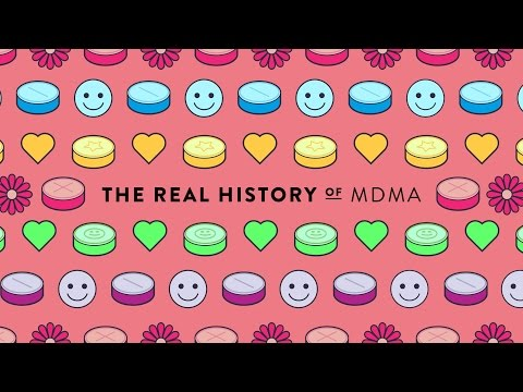 The Real History of Illegal Drugs: MDMA