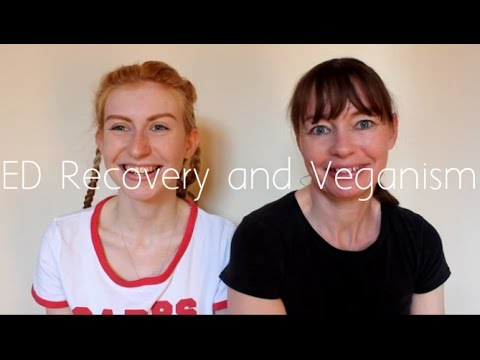 Eating Disorders and Veganism Q&A With My Mum!