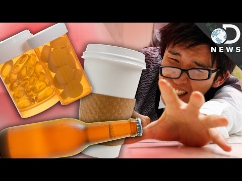 Alcohol, Caffeine, & Opioids: What Happens When You're Hooked?
